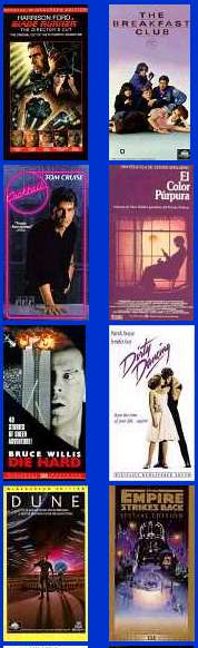 Top Movies of the 80s